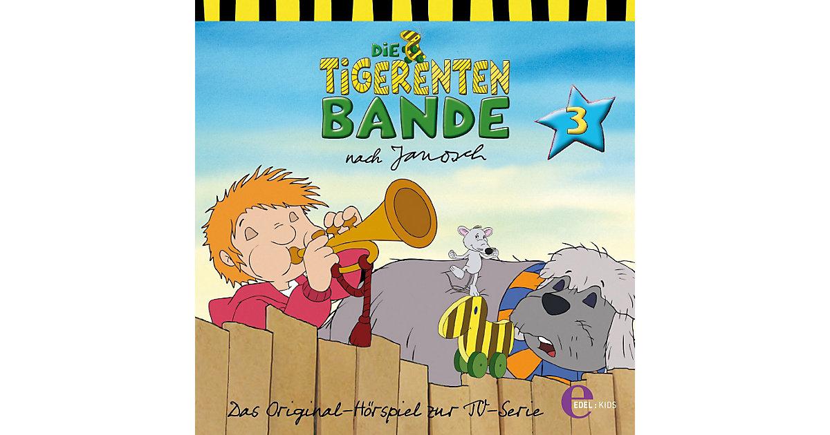 CD Die Tigerentenbande 3 - Der Geist der Tigerente