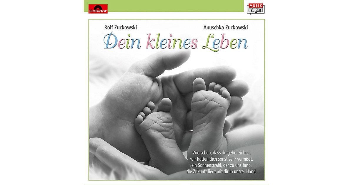 CD Rolf Zuckowski/A. Zuckowski: Dein kleines Leben