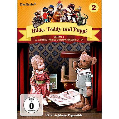 Guhrow Angebote DVD Augsburger Puppenkiste - Hilde, Teddy und Puppi 2
