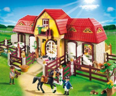 PLAYMOBIL® 5221 Großer Reiterhof mit Paddocks