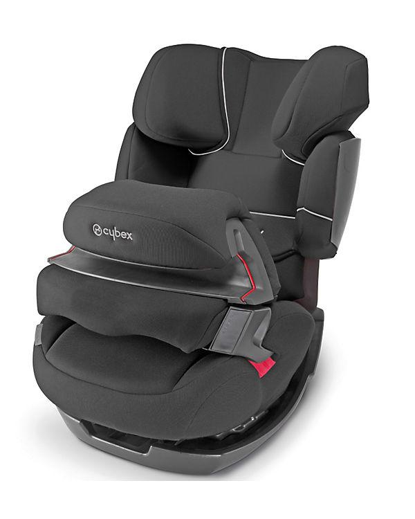55ca3d4246e944 Auto-Kindersitz Pallas, Silver-Line, Pure Black, Cybex