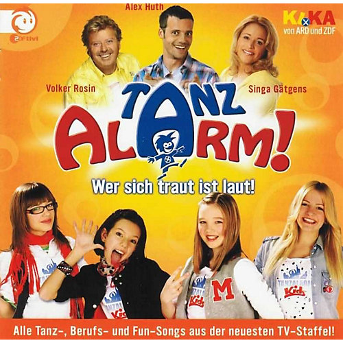 Universal CD KiKa Tanzalarm Vol. 6 Sale Angebote Kröppen