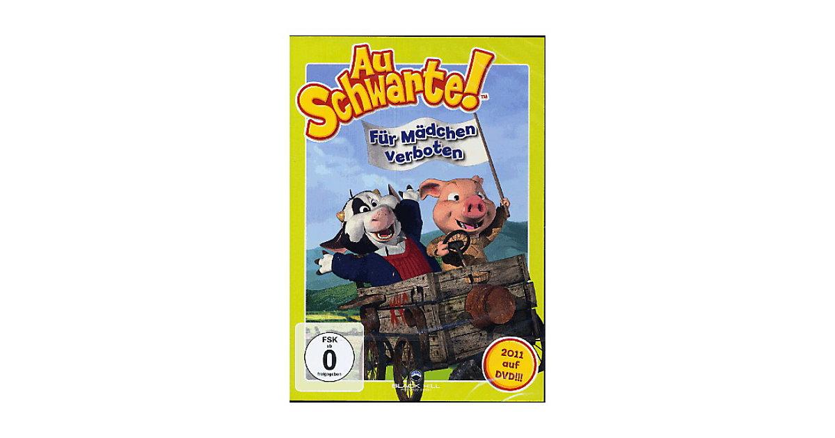 DVD Au Schwarte! - Für Mädchen verboten