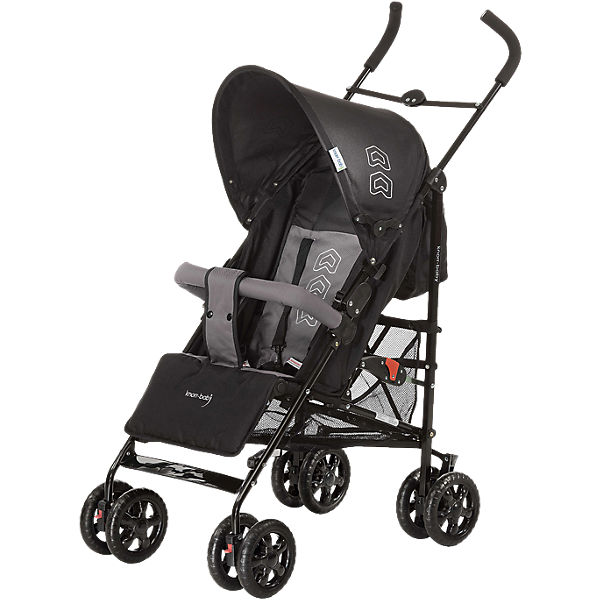 Buggy Commo, black-grey