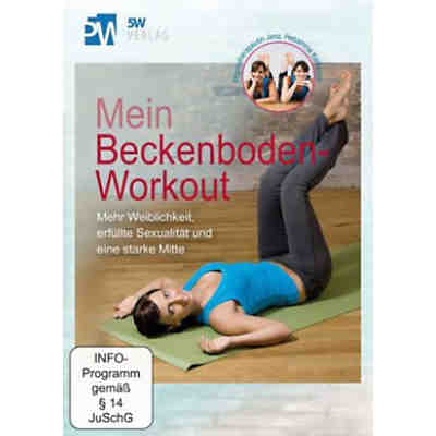 Mein Beckenboden-Workout, 1 DVD