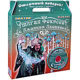 """Зеленый набор """"Магия фокусов с Амаяком Акопяном"""" с видеокурсом"""
