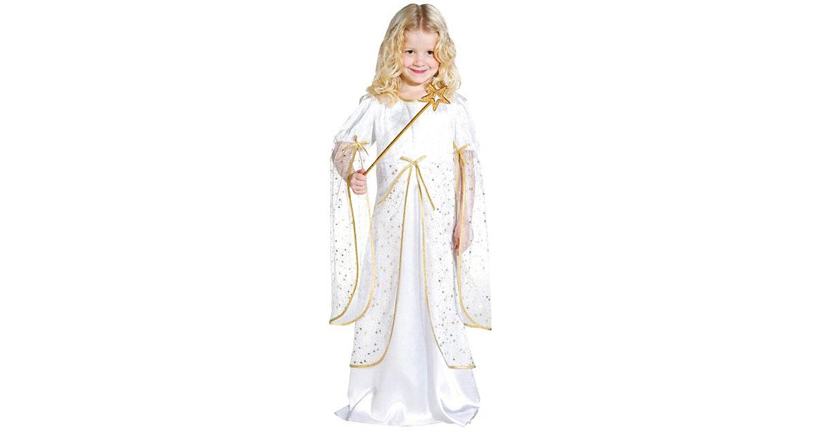 Kostüm Kleiner Engel weiß Gr. 140 Mädchen Kinder