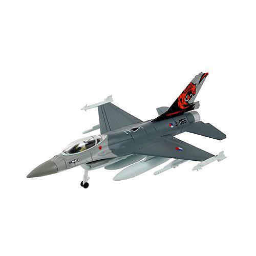Сборка Самолет Истребитель F-16 Fighting Falcon от Revell