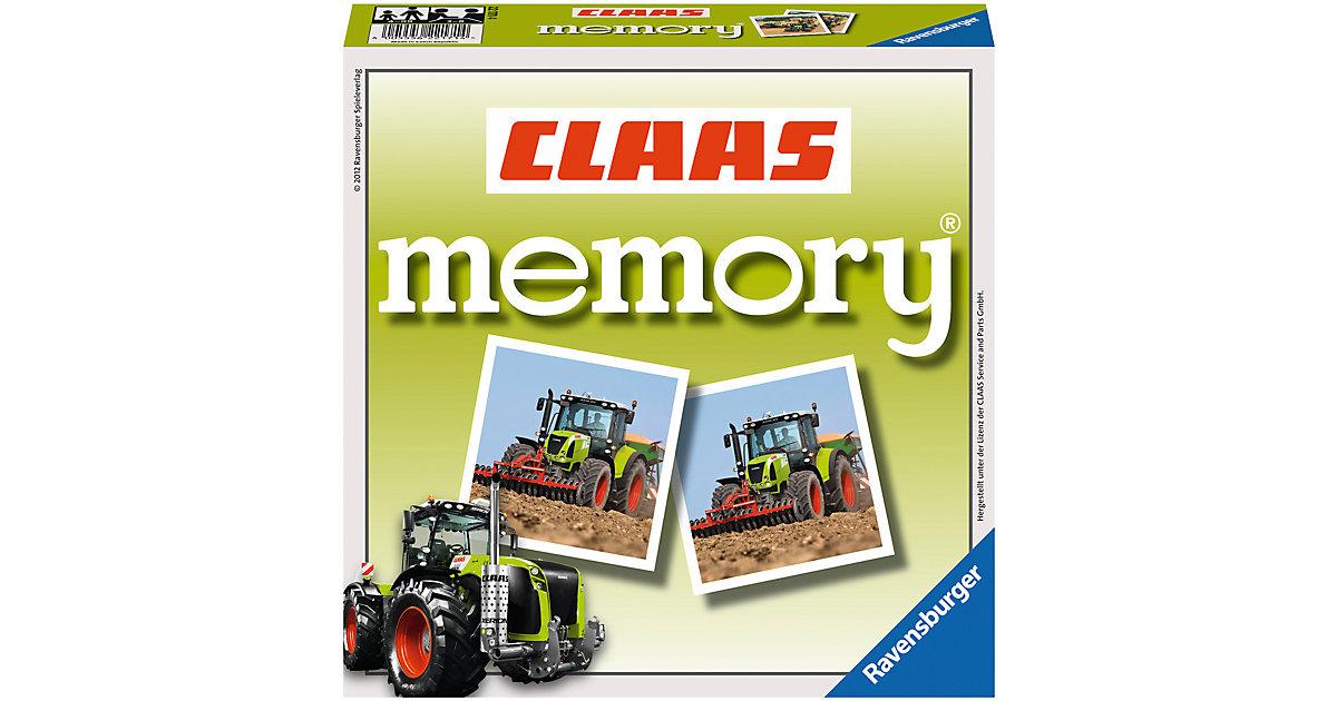 memory®, 72 Karten (36 Paare), CLAAS
