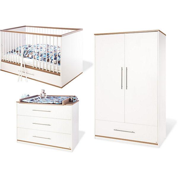 komplett kinderzimmer tuula gro 3 tlg kinderbett. Black Bedroom Furniture Sets. Home Design Ideas