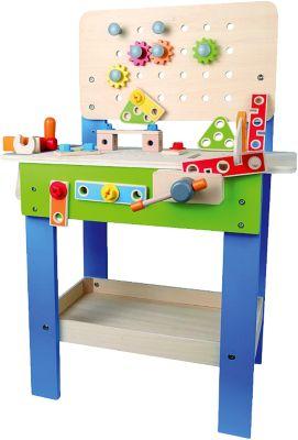 Holz Werkbank Kinder Holzspielzeug