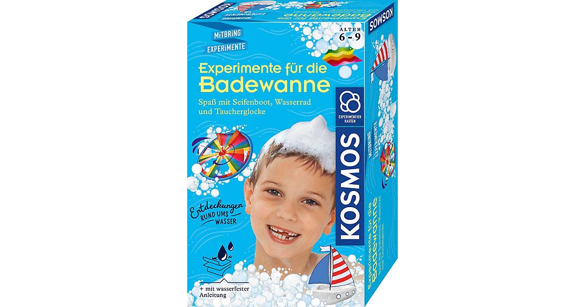 Mitbringexperiment Experimente die Badewanne Ki...