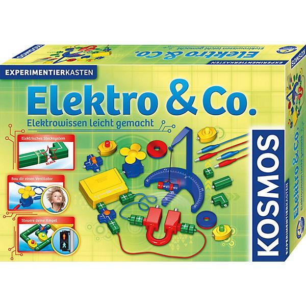 Elektro Co Neuauflage Kosmos