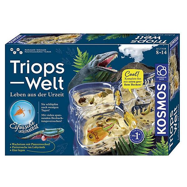 Triops-Welt - Leben aus der Urzeit Neuauflage, Kosmos