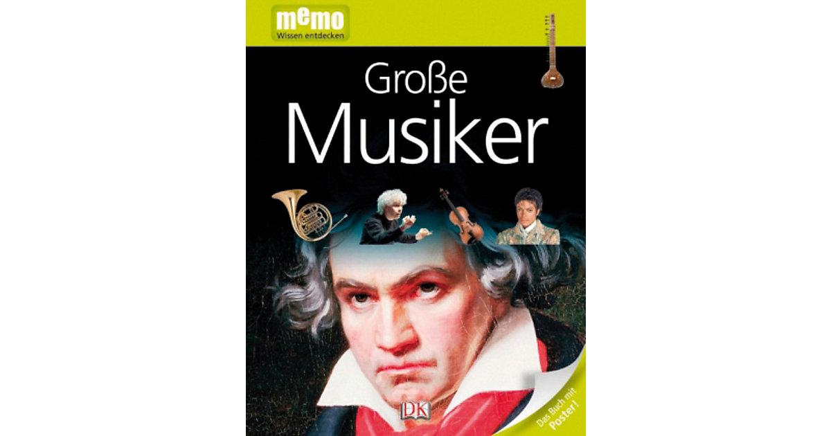 memo, Wissen entdecken: Große Musiker