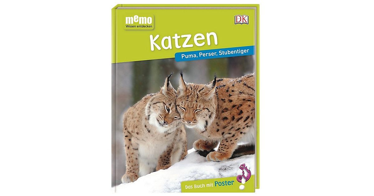 memo, Wissen entdecken: Katzen