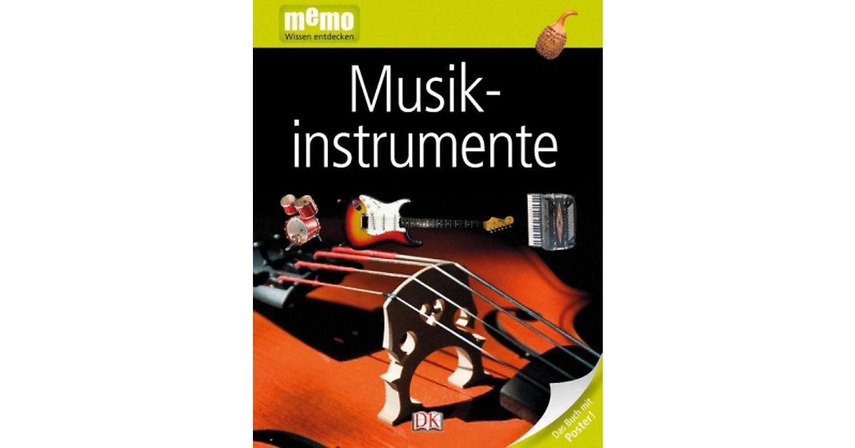 memo, Wissen entdecken: Musikinstrumente