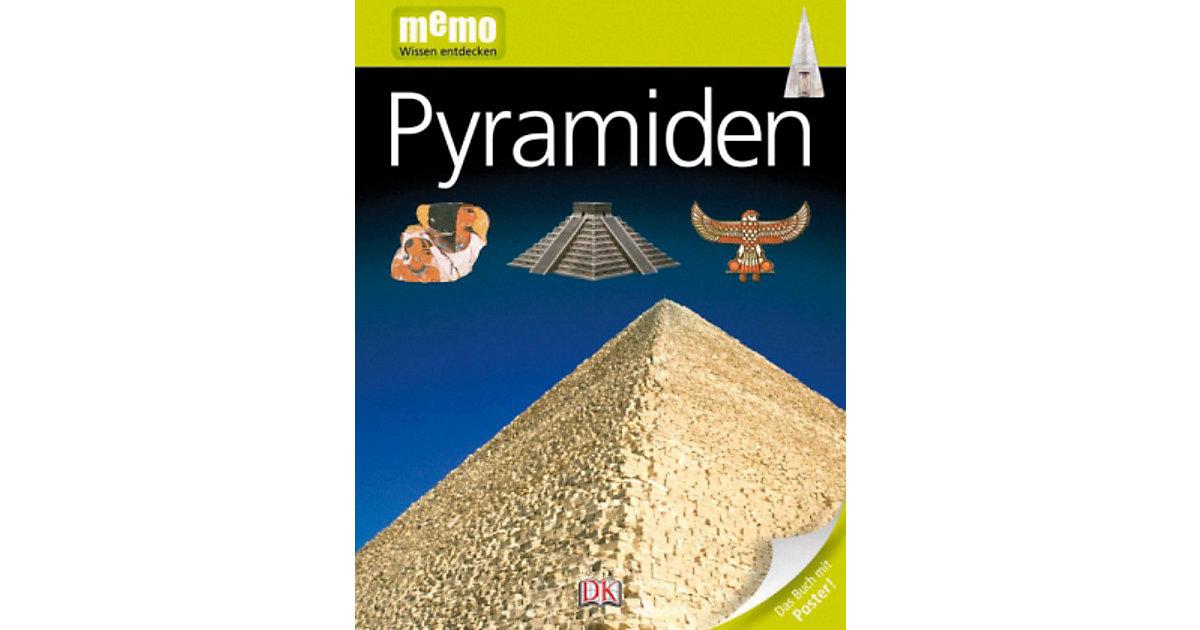 memo, Wissen entdecken: Pyramiden