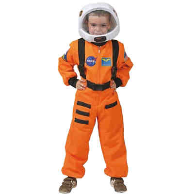 kost m astronaut overall weiss funny fashion mytoys. Black Bedroom Furniture Sets. Home Design Ideas