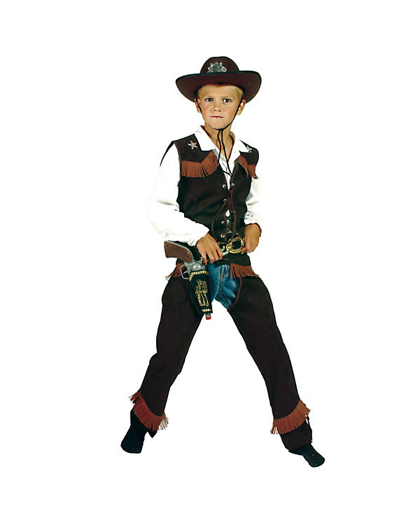 Kostüm Cowboy Funny Fashion