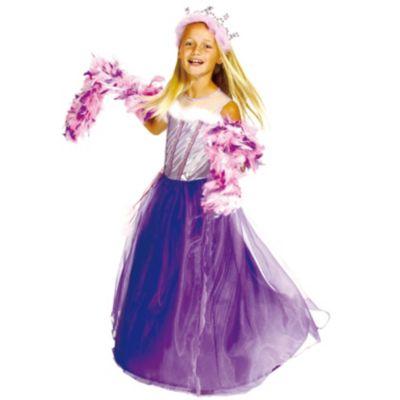 Kostüm lila Prinzessin Gr. 152 Mädchen Kinder