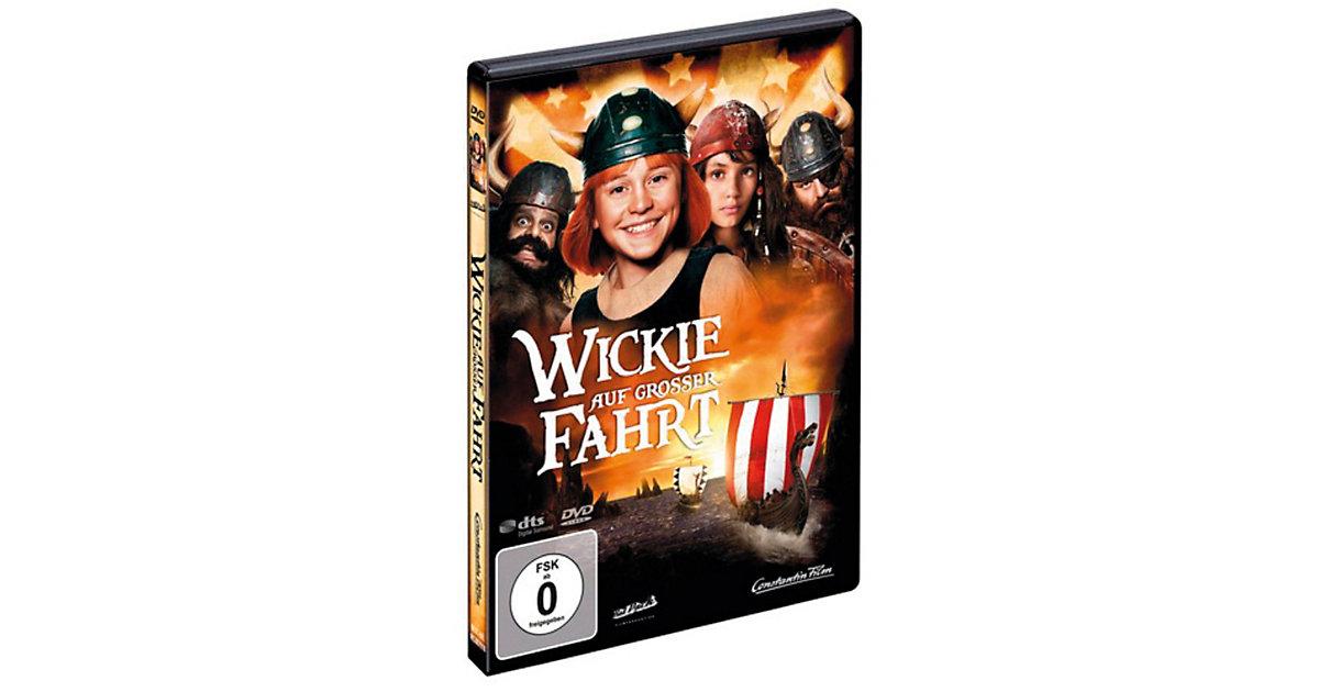 DVD Wickie auf großer Fahrt Hörbuch