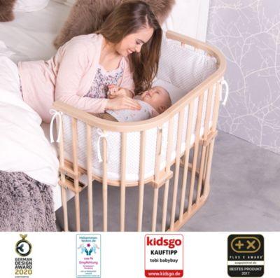 Matratze smart fort extraluftig für babybay original babybay