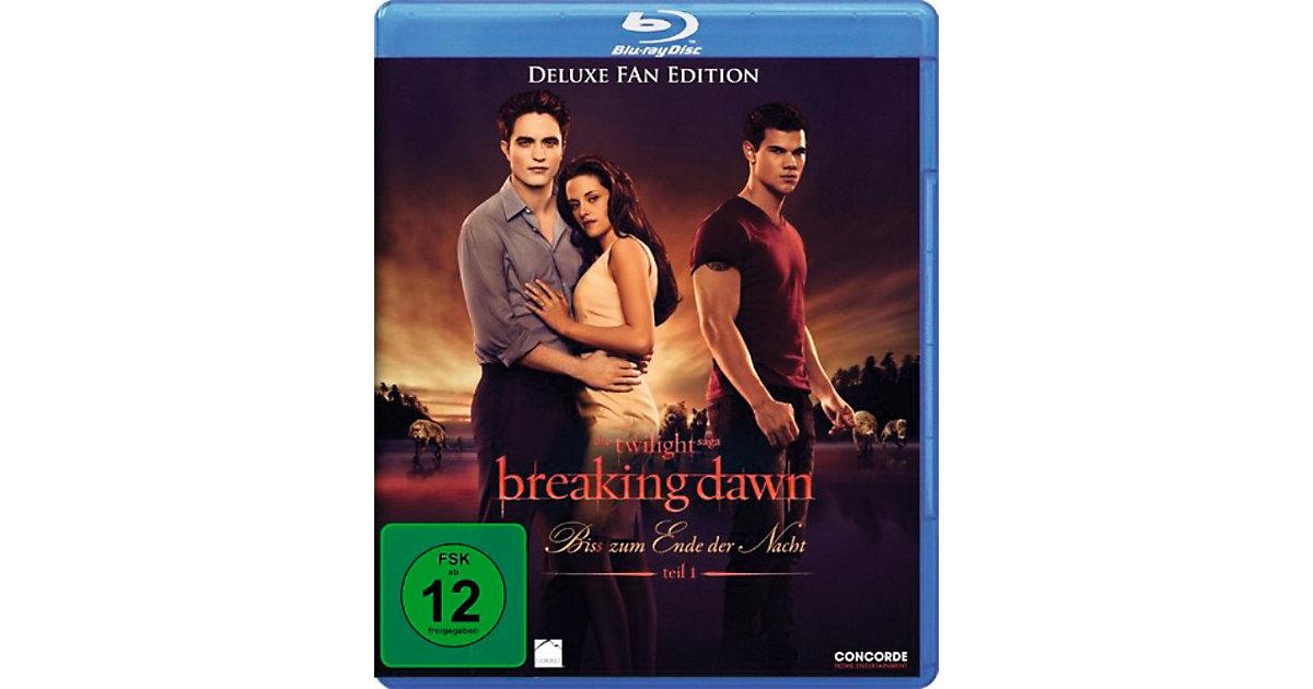 BLU-RAY Twilight - Breaking Dawn - Bis(s) zum Ende: Teil 1 Hörbuch