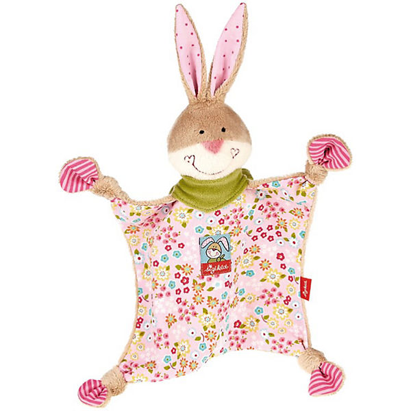 Schmusetuch Bungee Bunny (48933), sigikid