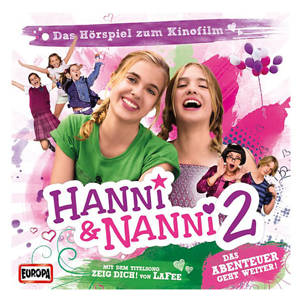 cd hanni und nanni 2  hörspiel zum zweiten kinofilm