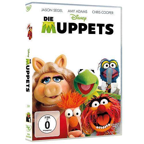 Disney DVD Die Muppets - Kinofilm