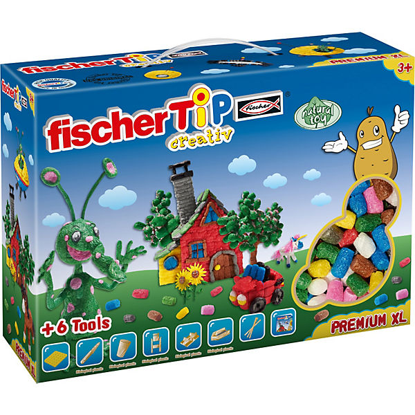 fischerTiP Premium Box XL, 1200 TiPs