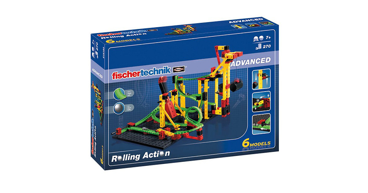Fischertechnik ADVANCED ´´Rolling Action´´ - Ku...