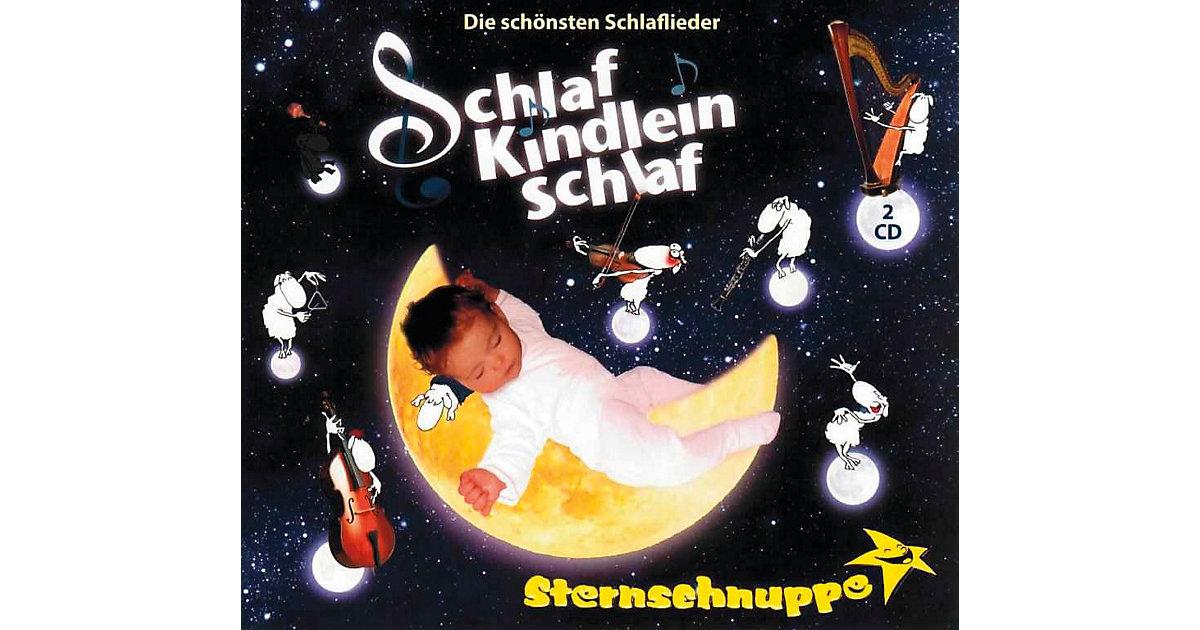 CD Schlaf Kindlein schlaf - Die schönsten Schla...