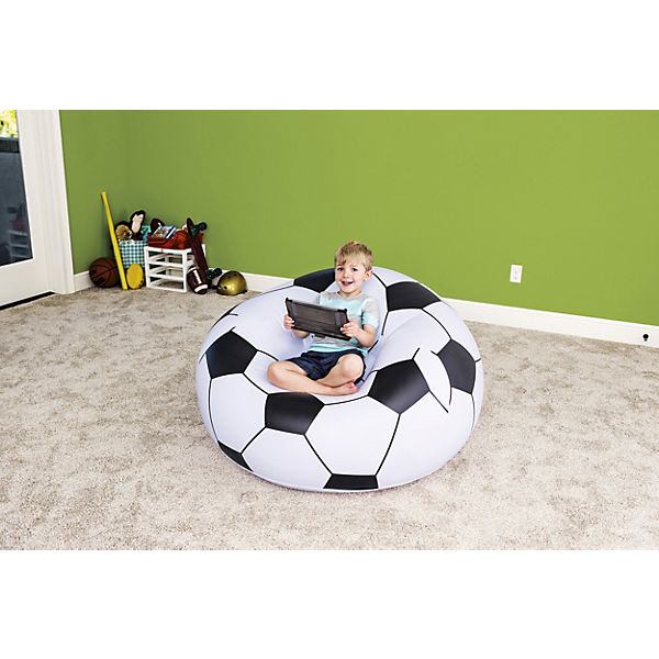 Надувное кресло Bestway Футбольный мяч