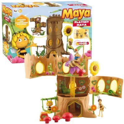 Biene Maja - Spielset Baumhaus
