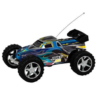 Jamara RC Mini Racing Truggy  MRT S2, 1:32, 27 MHz, RTR