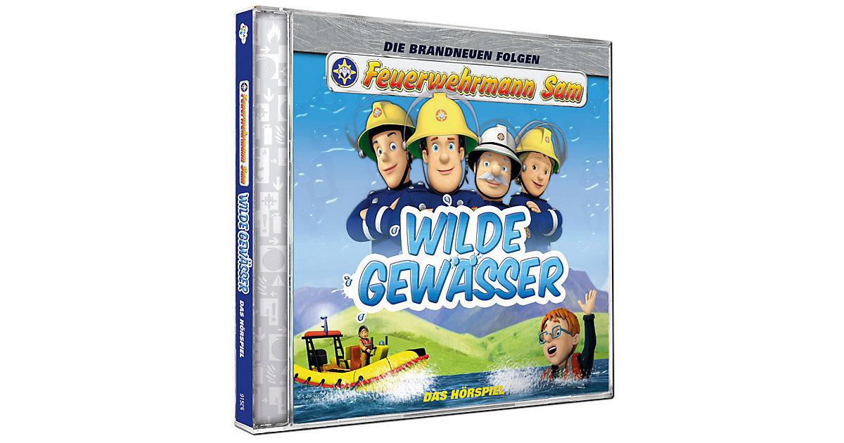 CD Feuerwehrmann Sam - Wilde Gewässer Hörspiel (Staffel 7 Teil 2) Hörbuch