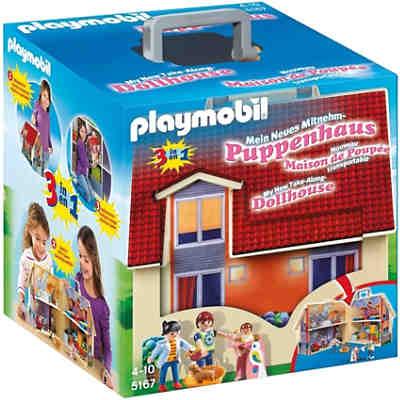 Playmobil 5167 Neues Mitnehm Puppenhaus Aktionsartikel Playmobil
