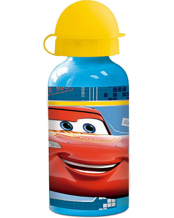 TrinkflascheDisney Cars400 ml BlauKinder Sport-Flasche