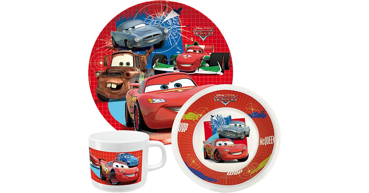 P:OS · P:OS Frühstücksset Cars Spies 3-teilig