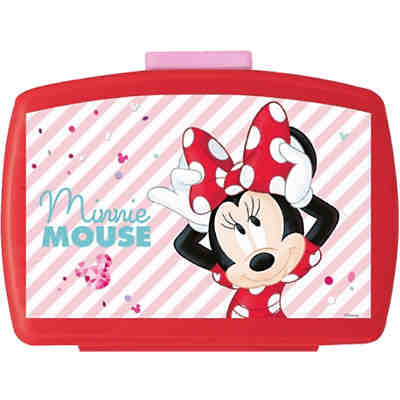 Premium-Brotdose Minnie Mouse