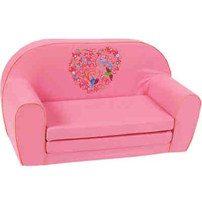 kindersofa flower bird knorr baby mytoys. Black Bedroom Furniture Sets. Home Design Ideas