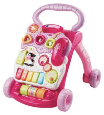VTech - Spiel- und Laufwagen, pink