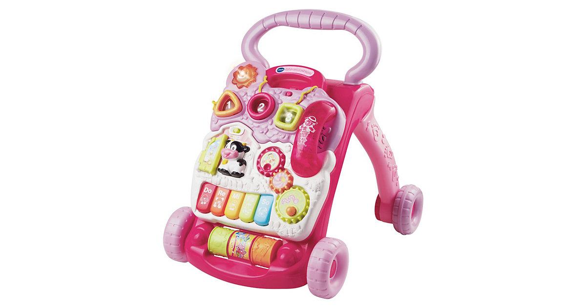 Spiel- und Laufwagen, pink