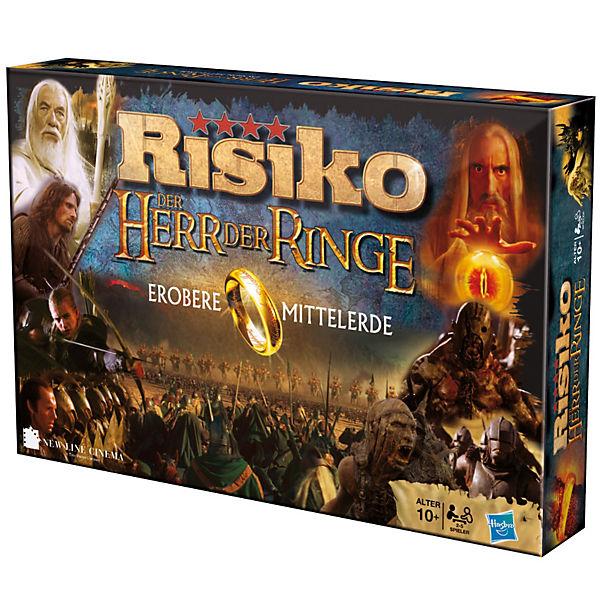 Risiko Spiel Herr Der Ringe