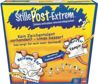Stille Post - Extrem