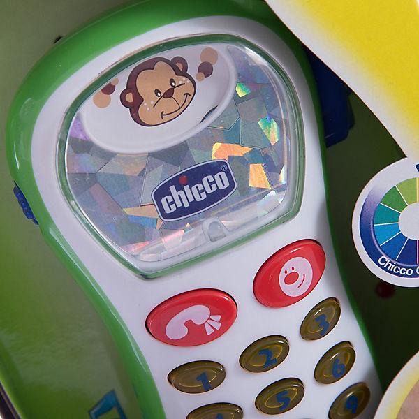 """Игрушка """"Фото-телефон музыкальный"""", с картинками, Chicco"""