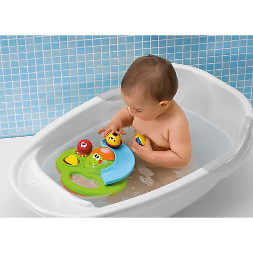 """Игрушка для ванной """"Остров пузырьков"""", Chicco от CHICCO"""