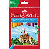 Карандаши цветные Faber-Castell, 36 цветов